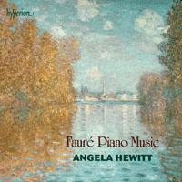Angela Hewitt / Fauré piano music