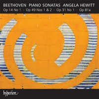 Angela Hewitt / Beethoven piano sonatas vol 6