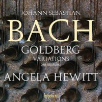 Angela Hewitt / Bach Goldberg variations 2015 recording