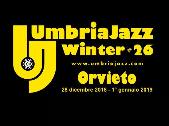 Logo Umbria Jazz Winter #26 Orvieto