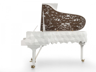 The renewed Fazioli Fairmont Piano